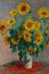 Bouquet of Sunflowers Claude Monet  (French, Paris 1840–1926 Giverny)