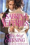 The Art of Sinning by Sabrina Jefferies