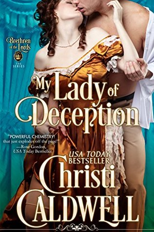 My Lady of Deception by Christi Caldwell