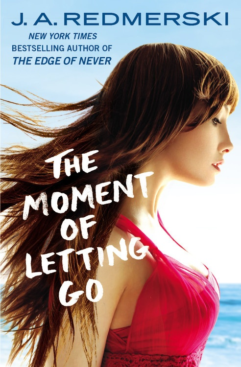 The Moment of Letting Go by J. A. Redmerski