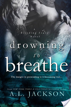 Drowning to Breathe by A. L. Jackson