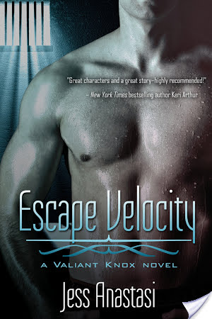Escape Velocity by Jess Anastasi