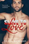* COVER REVEAL * SLAVE TO LOVE by JULIE A. RICHMAN *