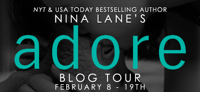 Adore by Nina Lane * Blog Tour * Book Review * Giveaway