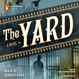 The Yard (Scotland Yard's Murder Squad, #1) by Alex Grecian