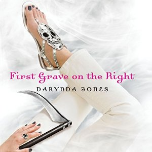 First Grave on the Right (Charley Davidson #1) by Darynda Jones