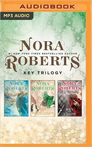 Nora Roberts - Key Trilogy: Key of Light, Key of Knowledge, Key of Valor by Nora Roberts, Susan Ericksen