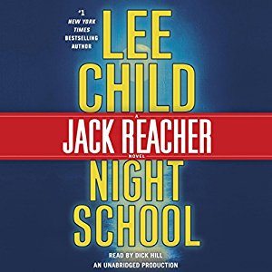 Night School (Jack Reacher, #21) by Lee Child