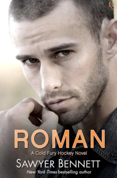 Roman (Cold Fury Hockey, #7) by Sawyer Bennett