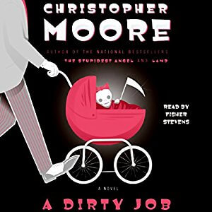 A Dirty Job (Grim Reaper, #1) by Christopher Moore