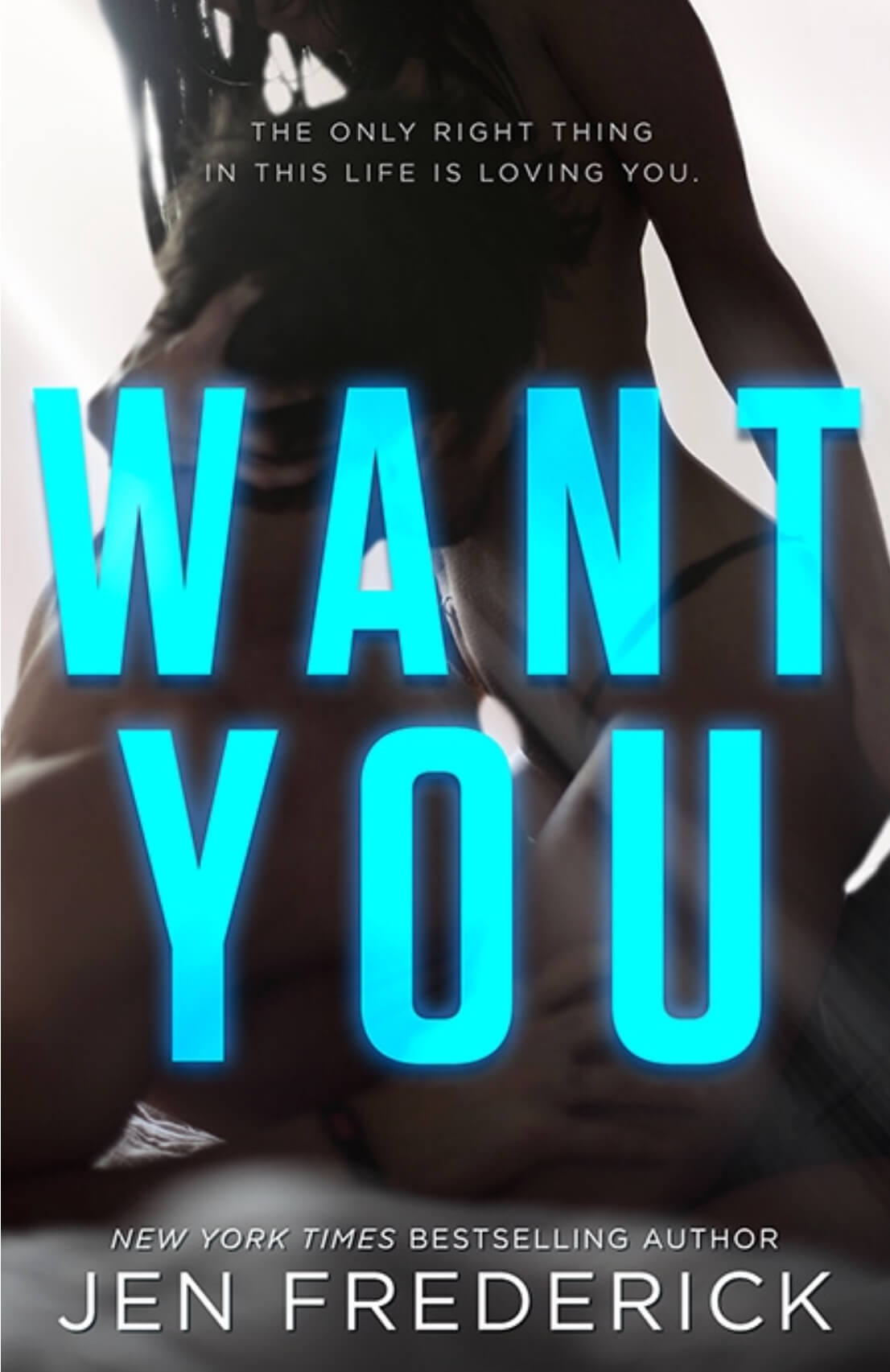 Want You: A stand alone novel (Jen Frederick) by Jen Frederick