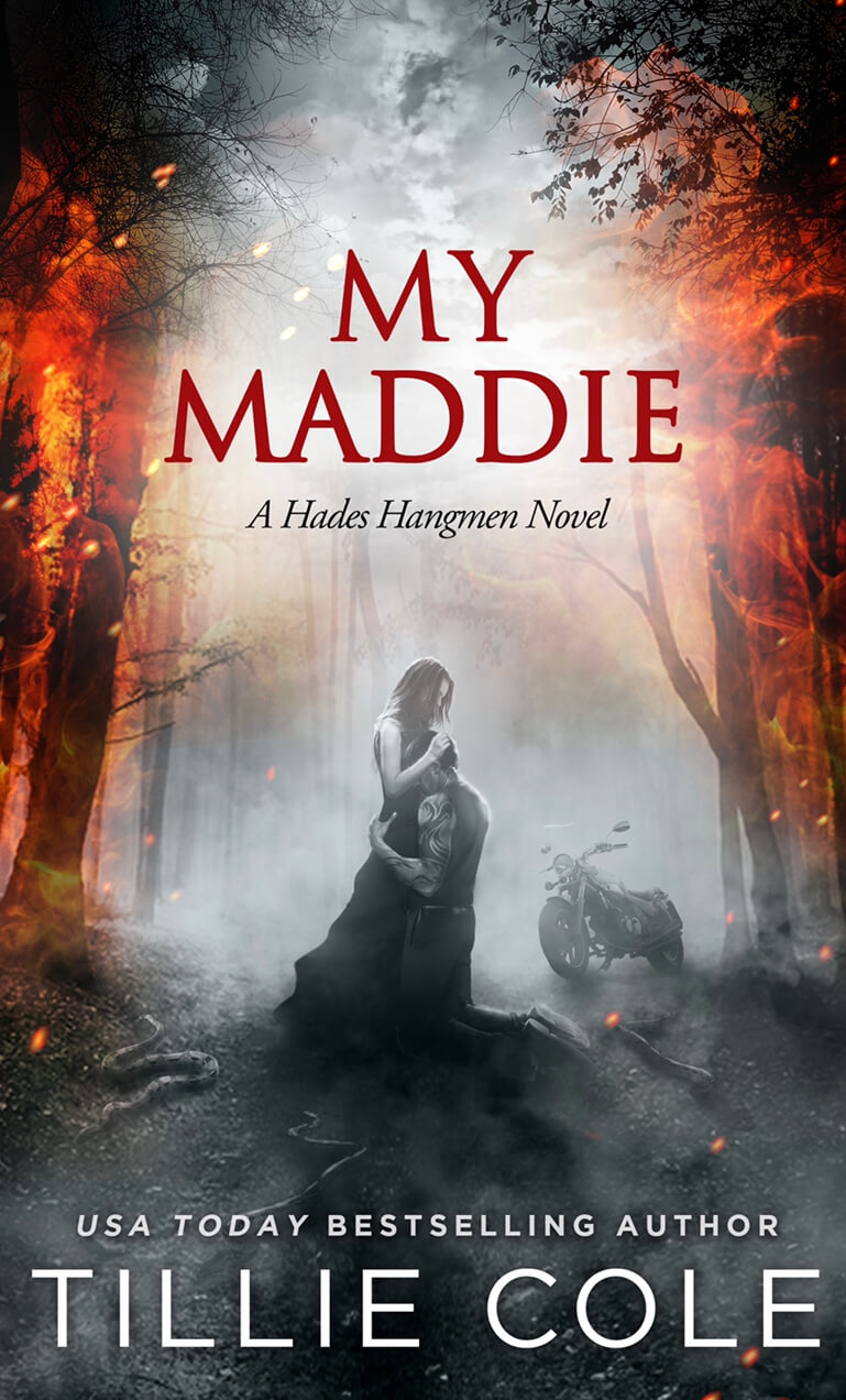 My Maddie (Hades Hangmen, #8) by Tillie Cole