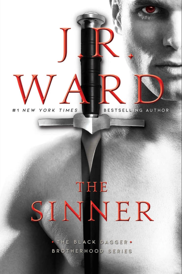 The Sinner (Black Dagger Brotherhood #19) by J.R. Ward