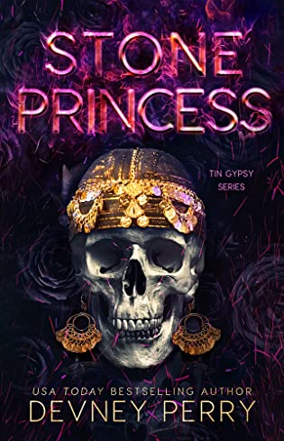 Stone Princess (Tin Gypsy Book 3) by Devney Perry