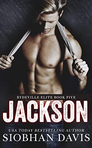 Jackson (Rydeville Elite, #5) by Siobhan Davis