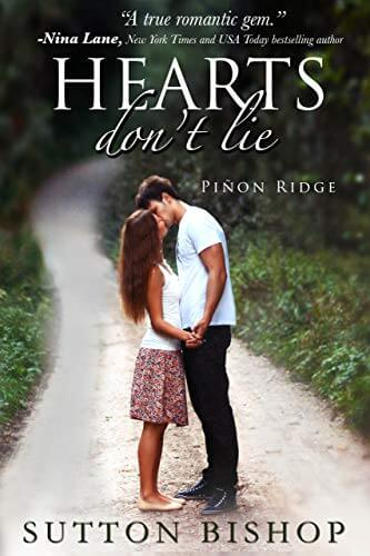 Hearts Don't Lie by Sutton Bishop